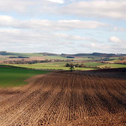 Near East Linton, Berwickshire