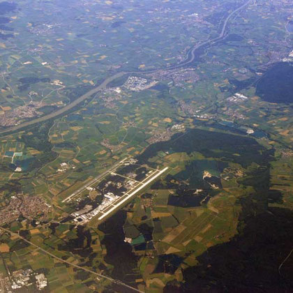 Ingolstadt Airport, Germany
