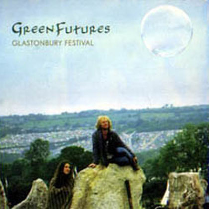 Green Futures -glastonbury festival-/V.A. (1998)