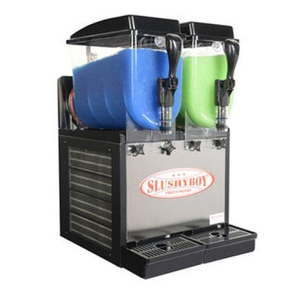 Slusheis-Maschine