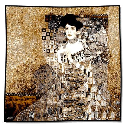 Artikel Nr. 1014 Adele silber (100 x 100 cm)