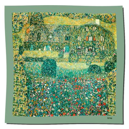 Artikel Nr. 1010 Attersee (100 x 100 cm)