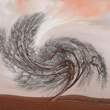 Rita Greve - Bewegung (Baum 1e)