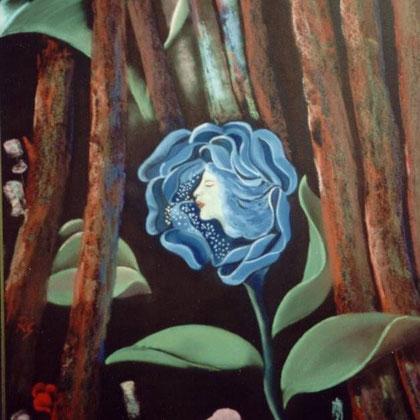 Rita Greve - Die blaue Blume
