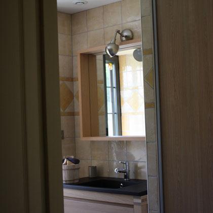 Salle de bain - Chambre 2 Bed in Bellongue