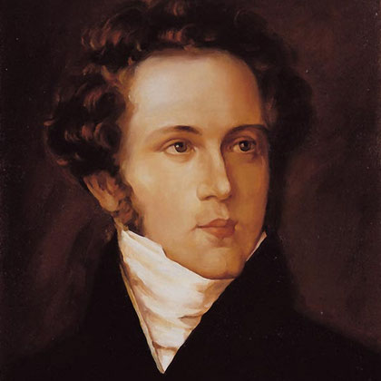 Vincenzo Bellini, retrato al óleo de 1834.