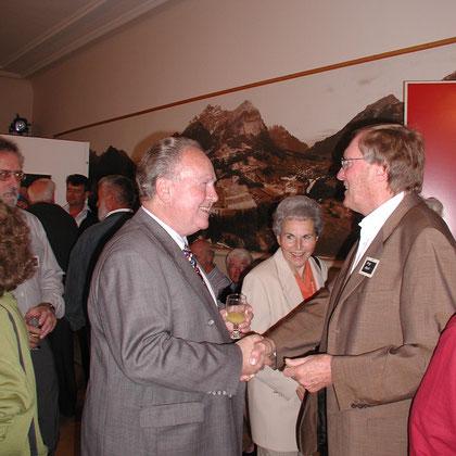 links: Karl Schnyder, Regierungsrat BS
