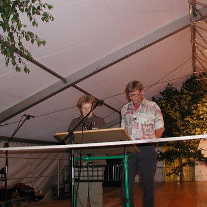 Annemarie und Willy Zimmermann (-Stauffacher)