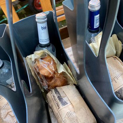 Wiederverwertbare Lunch-Boxen