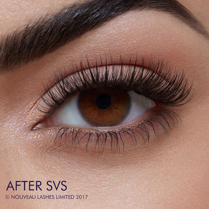e7689baf8e2 SVS is ideal for everyday wear, to give naturally short, sparse or fine  lashes a boost and are ideal for holidaying without the hassle of mascara.