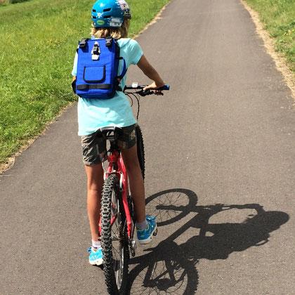 Action cam bag GIPFLbag Kameratasche Fototasche Rucksack bagpack trinkrucksack hydration bladder bike