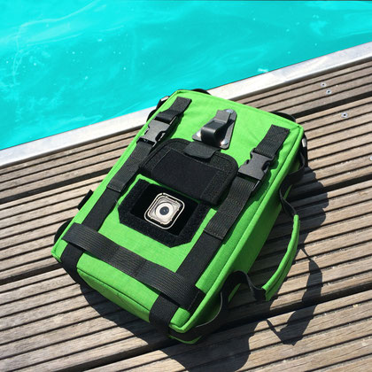 Action cam bag GIPFLbag Kameratasche Fototasche Rucksack bagpack