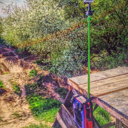 Action cam bag GIPFLbag Kameratasche Fototasche Rucksack bagpack dirthpark