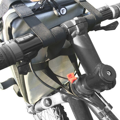Action cam bag GIPFLbag Kameratasche Fototasche Fahrradtasche