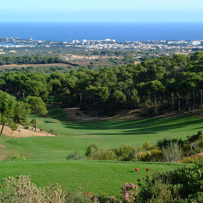 Golf in Majorca Son Amoixa Vell