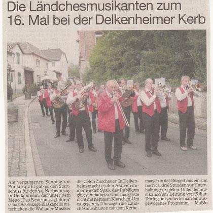 Bericht im Erbenheimer Anzeiger vom 23. 09. 2011