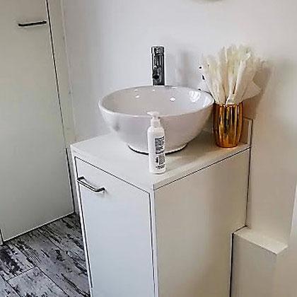 Mueble lavamanos