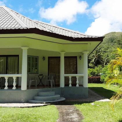 bungalow 2: terrace