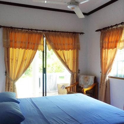 bungalow: bedroom