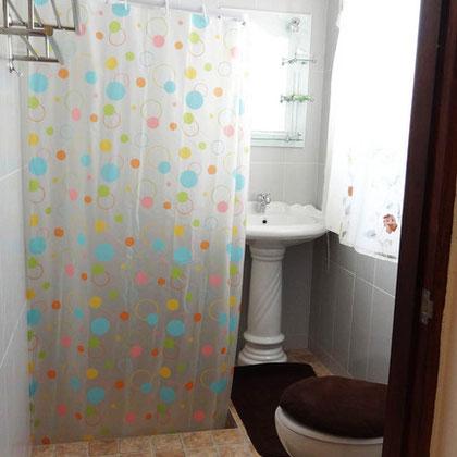 bungalow: bathroom