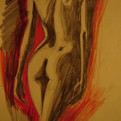 A4 Zeichnung