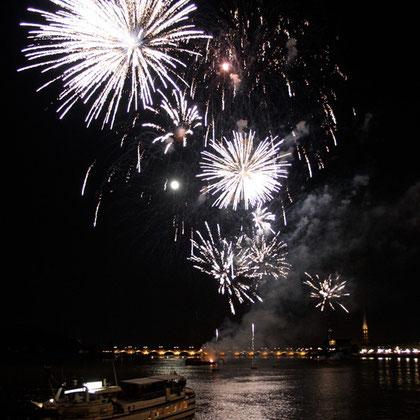 Juin 2010 : Bordeaux fête son fleuve et son vin (A. Blanchet)