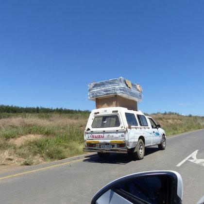 auch eine Transportmöglichkeit