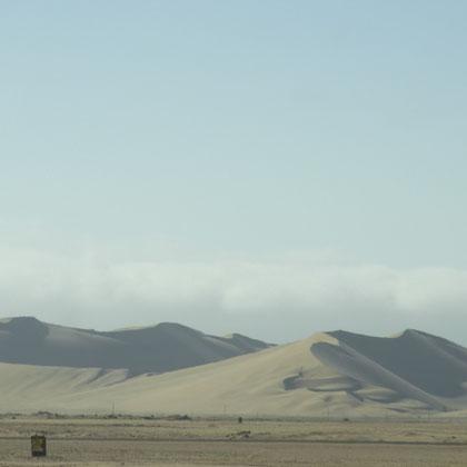 Sanddünen vor Walfishbay