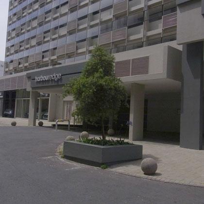 Unser Hotel in Kapstadt