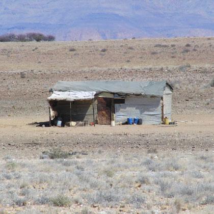 Wohnhütte
