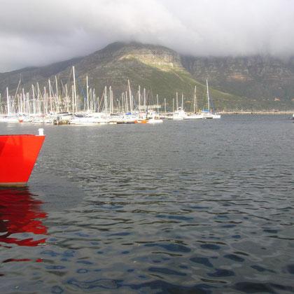 Hafen von Hout Bay