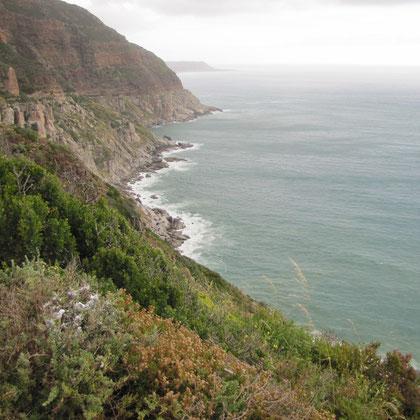 Chapman's Peak Drive zwischen Noordhoek and Hout Bay
