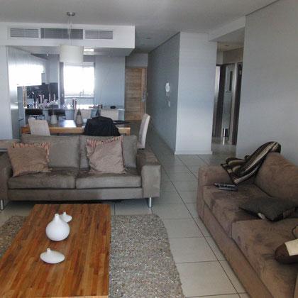 großes Appartement mit 3 Schlafzimmern und 2 Badezimmer