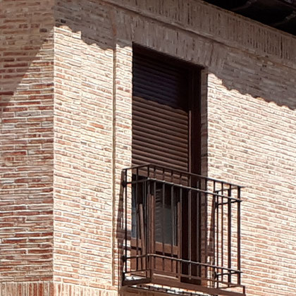 Vivienda unifamiliar en Casarrubuelos. Rodrigo Perez Muñoz Arquitecto.