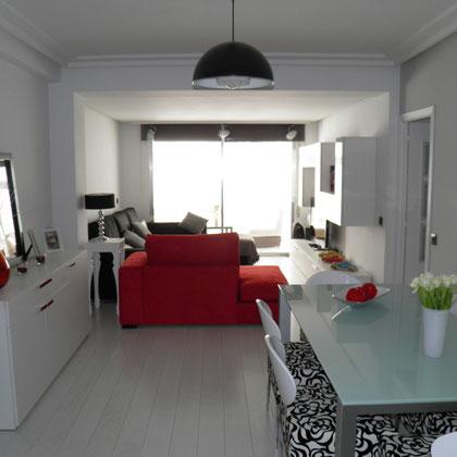 Obras de reforma interior de vivienda en Madrid, Rodrigo Perez Muñoz, Arquitecto.