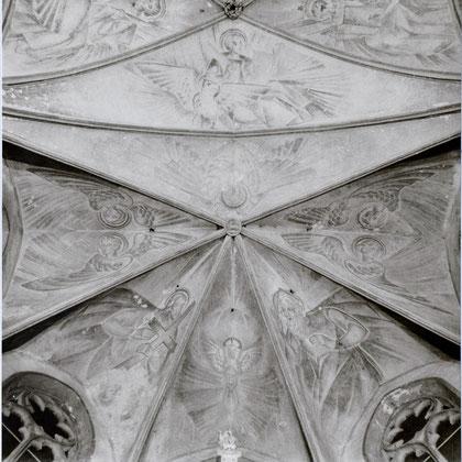 Die expressionistischen Malereien des Kölner Kirchenmalers Wilhelm Remmes aus den Jahren 1922 - 1924