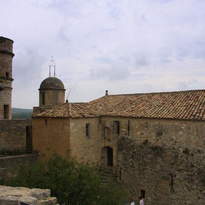 Bild: Château du Barroux