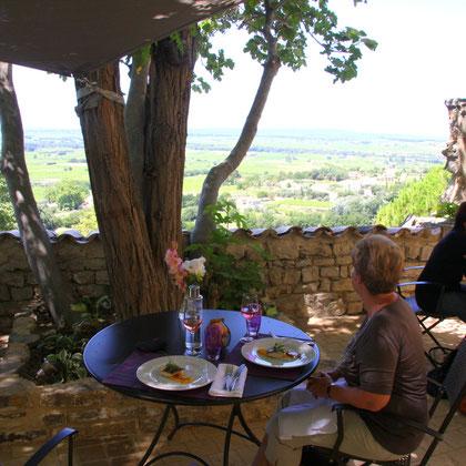 Bild: Le Mesclun, Séguret, Vaucluse, Provence
