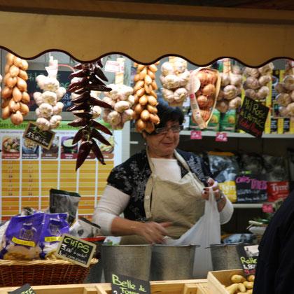 Bild: Markthalle Avignon