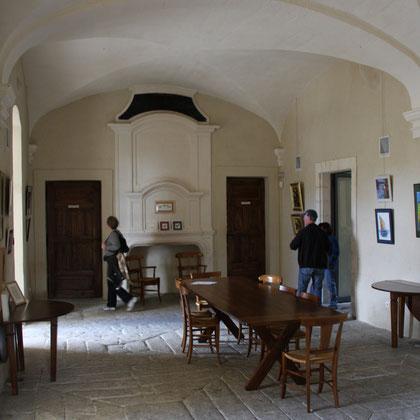 Bild: In der Maison de la truffe et des vins du Luberon, Ménerbes