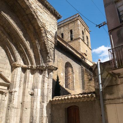Bild: Cathédrale Notre-Dame in Orange