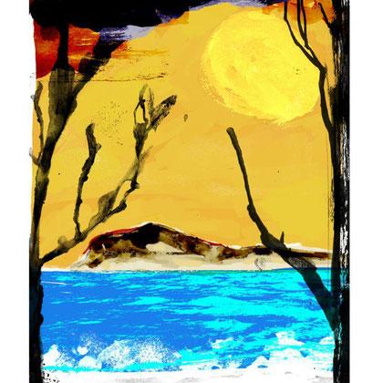 Sol  Genovéses. Dibujo digital, 21 x 29,3 cm.