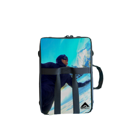 Action cam bag GIPFLbag Kameratasche Fototasche Rucksack bagpack custom