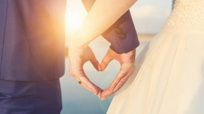 Ehevertrag abschließen