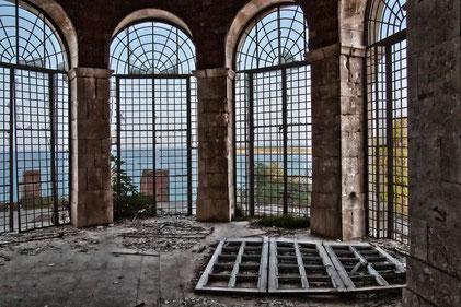 Matthias_Gößmann: Lost Places - Sizilianische Vergänglichkeit