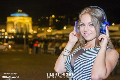 Silent Night - Piazza Vittorio Torino