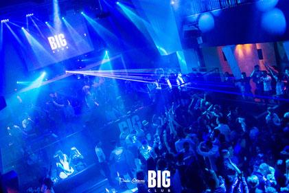 LE RAGAZZE DEL COYOTE UGLY - The Big Club