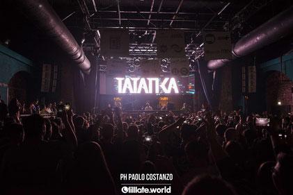 25th Tatanka - Milk Club