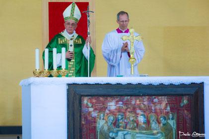 Visita del Santo Padre - Piazza Vittorio