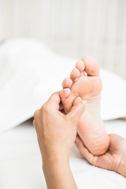 fussreflexzonenmassage  bei Schlafstörungen zürich
